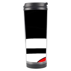 Fantasy Travel Tumbler by Valentinaart
