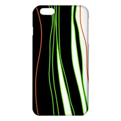 Colorful Lines Harmony Iphone 6 Plus/6s Plus Tpu Case by Valentinaart