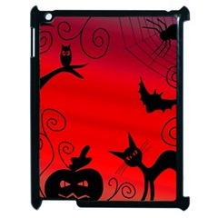 Halloween Landscape Apple Ipad 2 Case (black)