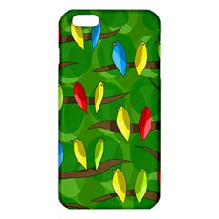 Parrots Flock Iphone 6 Plus/6s Plus Tpu Case by Valentinaart