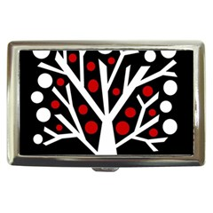 Simply Decorative Tree Cigarette Money Cases by Valentinaart