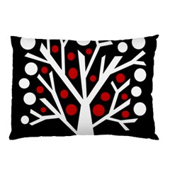 Simply Decorative Tree Pillow Case (two Sides)