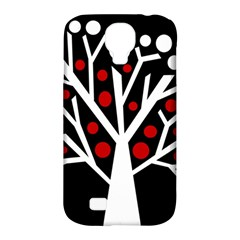 Simply Decorative Tree Samsung Galaxy S4 Classic Hardshell Case (pc+silicone) by Valentinaart