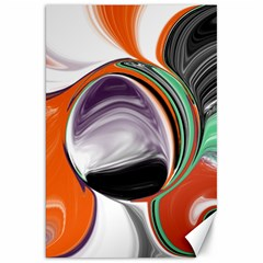 Abstract Orb Canvas 20  X 30   by digitaldivadesigns