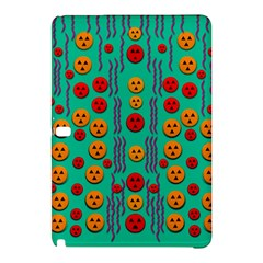 Pumkins Dancing In The Season Pop Art Samsung Galaxy Tab Pro 10 1 Hardshell Case by pepitasart