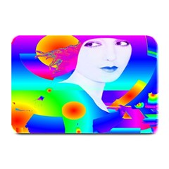 Abstract Color Dream Plate Mats