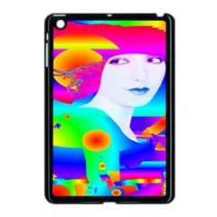 Abstract Color Dream Apple Ipad Mini Case (black)