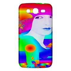 Abstract Color Dream Samsung Galaxy Mega 5 8 I9152 Hardshell Case  by icarusismartdesigns