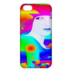 Abstract Color Dream Apple Iphone 5c Hardshell Case by icarusismartdesigns