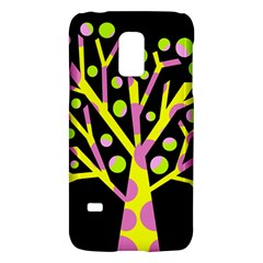 Simple Colorful Tree Galaxy S5 Mini by Valentinaart