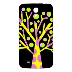 Simple Colorful Tree Samsung Galaxy Mega I9200 Hardshell Back Case
