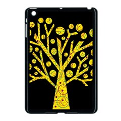 Yellow Magical Tree Apple Ipad Mini Case (black) by Valentinaart