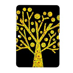 Yellow Magical Tree Samsung Galaxy Tab 2 (10 1 ) P5100 Hardshell Case