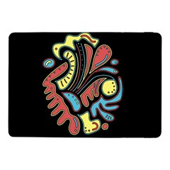 Colorful Abstract Spot Samsung Galaxy Tab Pro 10 1  Flip Case