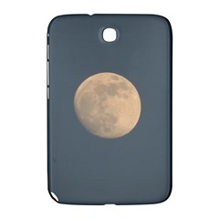 The Moon And Blue Sky Samsung Galaxy Note 8 0 N5100 Hardshell Case  by picsaspassion