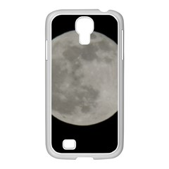 Close To The Full Moon Samsung Galaxy S4 I9500/ I9505 Case (white)