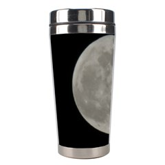 Close To The Full Moon Stainless Steel Travel Tumblers by picsaspassion