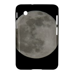 Close To The Full Moon Samsung Galaxy Tab 2 (7 ) P3100 Hardshell Case  by picsaspassion