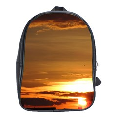 Summer Sunset School Bags (xl)  by picsaspassion