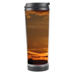Summer Sunset Travel Tumbler by picsaspassion