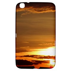 Summer Sunset Samsung Galaxy Tab 3 (8 ) T3100 Hardshell Case  by picsaspassion