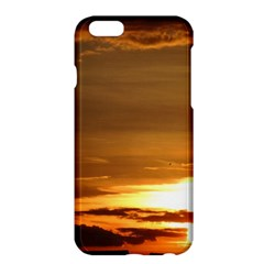 Summer Sunset Apple Iphone 6 Plus/6s Plus Hardshell Case by picsaspassion