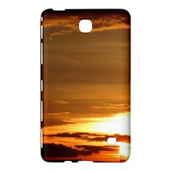 Summer Sunset Samsung Galaxy Tab 4 (7 ) Hardshell Case  by picsaspassion