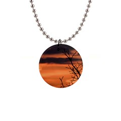 Tree Branches And Sunset Button Necklaces by picsaspassion