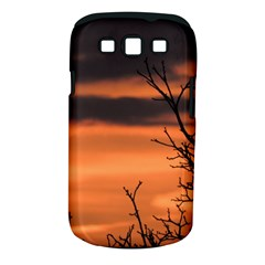 Tree Branches And Sunset Samsung Galaxy S Iii Classic Hardshell Case (pc+silicone)