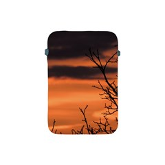 Tree Branches And Sunset Apple Ipad Mini Protective Soft Cases by picsaspassion