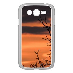 Tree Branches And Sunset Samsung Galaxy Grand Duos I9082 Case (white) by picsaspassion