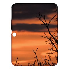 Tree Branches And Sunset Samsung Galaxy Tab 3 (10 1 ) P5200 Hardshell Case  by picsaspassion
