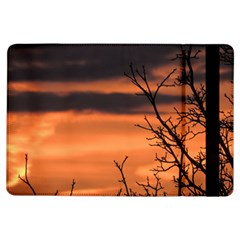 Tree Branches And Sunset Ipad Air Flip by picsaspassion