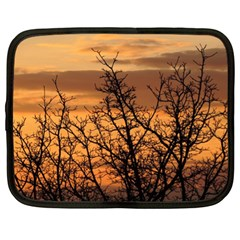 Colorful Sunset Netbook Case (xl)  by picsaspassion