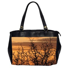 Colorful Sunset Office Handbags (2 Sides)  by picsaspassion