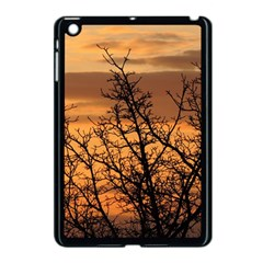 Colorful Sunset Apple Ipad Mini Case (black) by picsaspassion