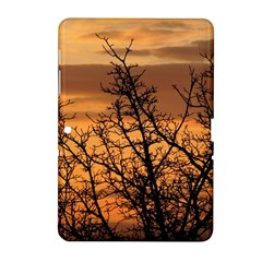 Colorful Sunset Samsung Galaxy Tab 2 (10 1 ) P5100 Hardshell Case  by picsaspassion