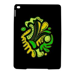 Yellow And Green Spot Ipad Air 2 Hardshell Cases