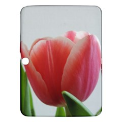 Red Tulips Samsung Galaxy Tab 3 (10 1 ) P5200 Hardshell Case  by picsaspassion