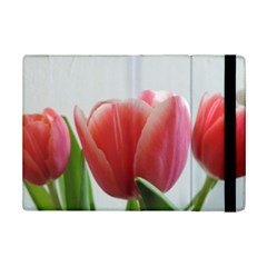 Red Tulips Ipad Mini 2 Flip Cases by picsaspassion