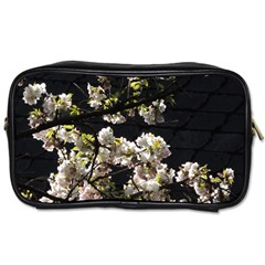 Japanese Cherry Flower Toiletries Bags by picsaspassion