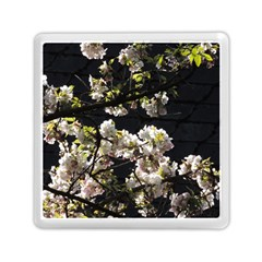 Japanese Cherry Flower Memory Card Reader (square)  by picsaspassion
