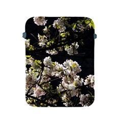 Japanese Cherry Flower Apple Ipad 2/3/4 Protective Soft Cases by picsaspassion