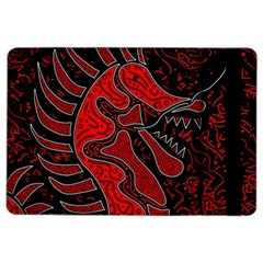 Red Dragon Ipad Air 2 Flip by Valentinaart