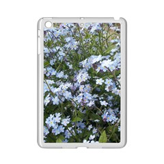 Little Blue Forget Me Not Flowers Ipad Mini 2 Enamel Coated Cases by picsaspassion