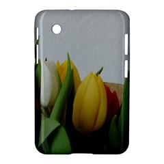 Colorful Bouquet Tulips Samsung Galaxy Tab 2 (7 ) P3100 Hardshell Case  by picsaspassion
