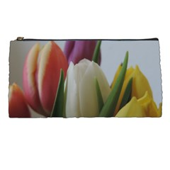 Colored By Tulips Pencil Cases by picsaspassion