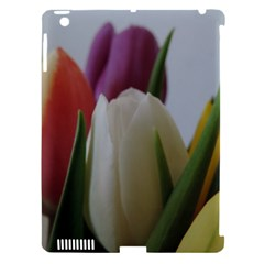 Colored By Tulips Apple Ipad 3/4 Hardshell Case (compatible With Smart Cover) by picsaspassion