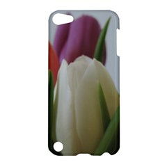 Colored By Tulips Apple Ipod Touch 5 Hardshell Case by picsaspassion