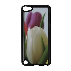 Colored By Tulips Apple Ipod Touch 5 Case (black) by picsaspassion